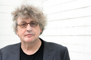 The poet Paul Muldoon (Ireland/USA), October 4, 2014.  Photograph © Beowulf Sheehan www.beowulfsheehan.com