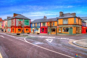 Heritage street scapes of Listowel